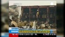 Chine : 119 morts dans l'incendie d'un abattoir de volailles