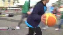 100% Sarthe : La Fête du mini Basket  2013 de Pontlieue