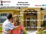 Fast Cash Small Business Loans