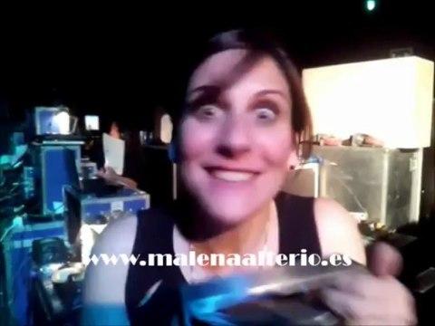 Malena Alterio gana el premio Unión de Actores 2012