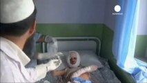 Dix enfants et deux soldats de l'Isaf tués dans un...