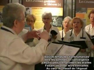 Le chant du Pays cévenol