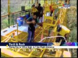 Thrill & Rush : Bungee Jumping, Flying Fox and Giant Swing