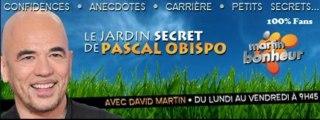 Pascal Obispo - Radio Totem - Matin Bonheur - Episode 2 - 04.06.2013 // 1OO% Fans
