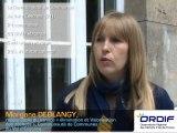 Tarification incitative - Morgane DEBLANGY, responsable du service « élimination et Valorisation des déchets », Communauté de Communes du Val d'Essonne