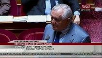 SEANCE, Projet de Loi de modernisation de l'action publique territoriale et d'affirmation des métropoles