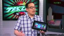 Intel Haswell CPU Vs. Ivy Bridge. GoPro for Pets! Razer Edge Pro Gaming Tablet, USB Charger Hacks Phones, New Handbrake, DIY.Org, SiriusXM Sat Radio! - Tekzilla