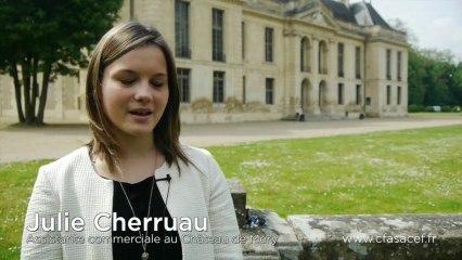 Portraits du CFA-SACEF #6 : Julie Cherruau