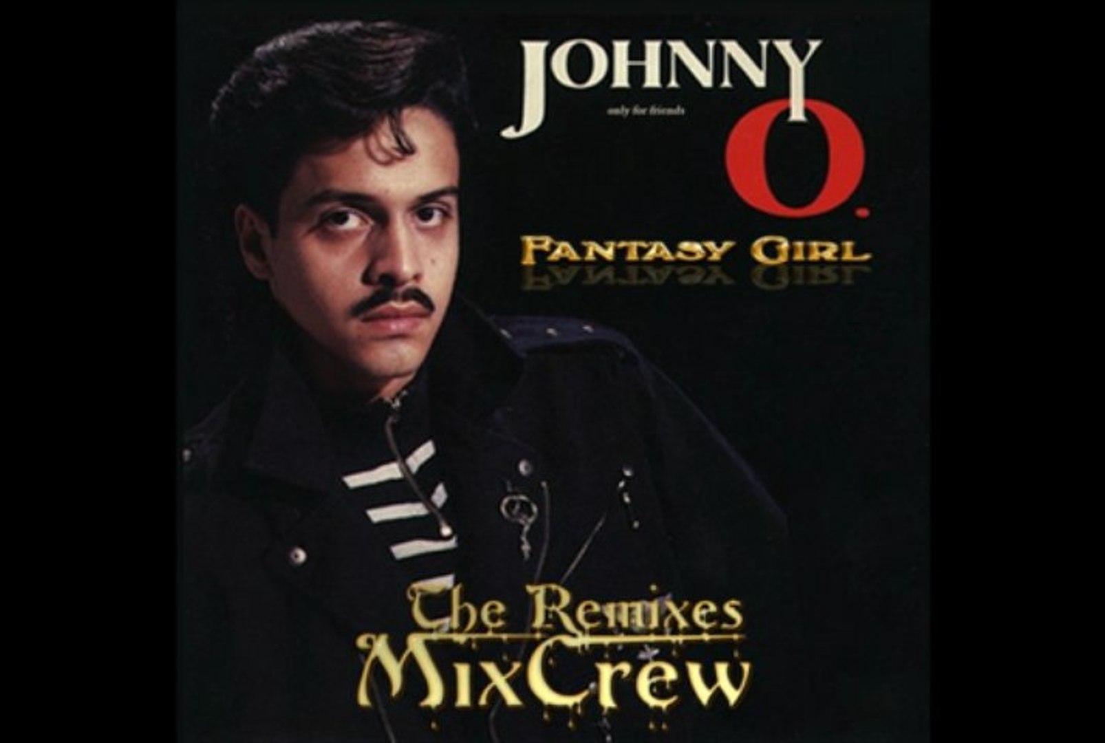 10 - Johnny O. - Fantasy Girl (Dj lucky Ciara Remix)
