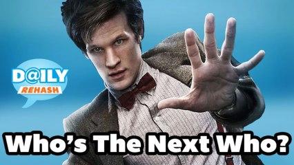 Matt Smith Leaving Dr Who on Twitter | DAILY REHASH | Ora TV