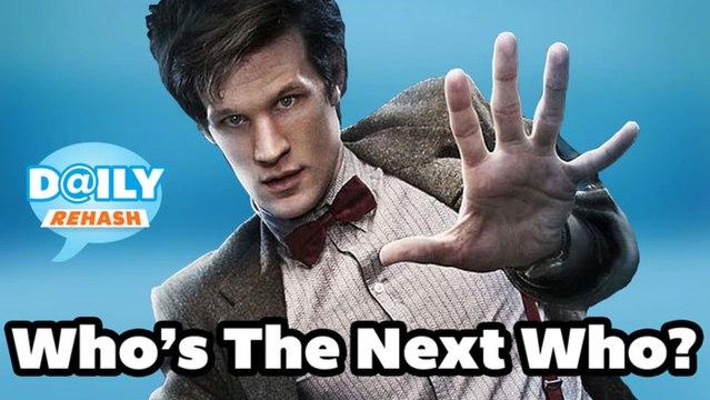 Matt Smith Leaving Dr Who on Twitter   DAILY REHASH   Ora TV