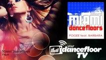 Pogee - Miami Dancefloors - feat. Barbara - YourDancefloorTV