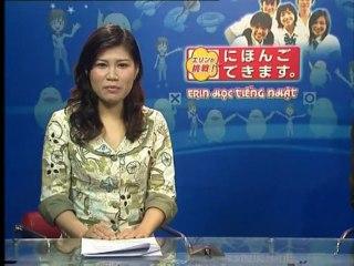 Học tiếng Nhật cùng Erin - Bài 24: Cách nói về sự biến đổi, Ngày hội văn hóa