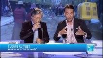 ProdCP - France24 - Sept jours au Tibet (partie 2) - menaces sur le -toit du monde-  FRANCE 24