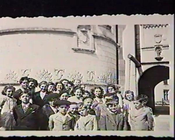 La vie quotidienne à Lancé dans les années 1950
