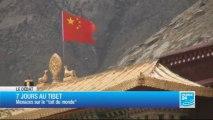 ProdCP - France24 - Sept jours au Tibet (partie 1) - menaces sur le -toit du monde-  FRANCE 24