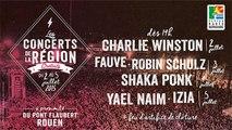 Les concerts de la Région Haute-Normandie en direct