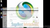 QuickBooks Hosting Demo- SageNext Infotech