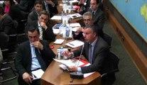 Intervention en commission du développement durable lors de l'audition de Philippe DURON, Président de l'AFITF, sur la commission Mobilités 21