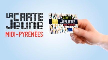 Carte Jeune Midi-Pyrénées 2015-2016