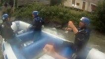 Entrainement Raft Team Pyrénées 040613