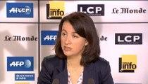 Questions d'info : Cécile Duflot, ministre de l'Egalité des territoires et du Logement