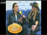 Entrevista de Eduardo Yañez en el programa de LaChicuela