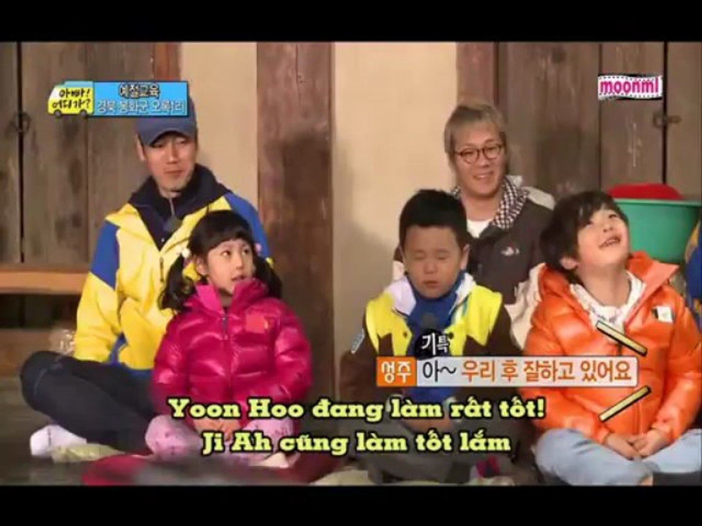 [vietsub] Dad We Are We Going? Ep 16 P2/4