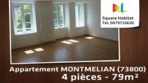 A louer - Appartement - MONTMELIAN (73800) - 4 pièces - 79m²