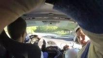Rallye du gard 2013 , Saxo A6 , Equipage Plan M. , Plan A.