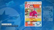 Monaco entre dans la danse pour Cristiano, Neymar veut Thiago Silva au Barça !