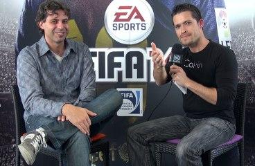 Interview du producteur Sebastian Enrique de FIFA 14