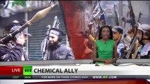 Guerre chimique : Des rebelles syriens pris la main dans le sac avec du gaz sarin en Turquie.