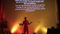 3ème round Coupe du monde, Damien Edouard - Ile Maurice : Folie de la poésie