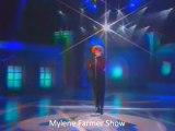 L'autre interpretation Mylène Farmer pluS interview Emission Tous a la une en 1991 Mylene Farmer Show