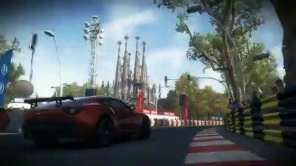 Aston Martin Trailer de Race Driver : GRID 2