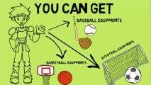Buy Baseball Equipment, Basketball Equipment and Football Training Equipment At One Place