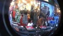DJ GLO + REDMAN @ THE BOOMBOX BLOCK PARTY / 21 JUIN 2012 / FETE DE LA MUSIQUE