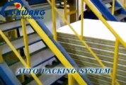 Mineral wool sandwich panel production line (Brand_ IL KWANG)