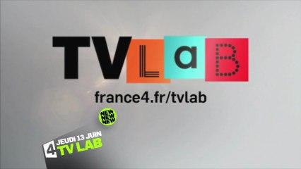 Bande-annonce des diffusions du TV LAB sur France 4