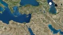 La guerra siriana sempre più vicina a Israele