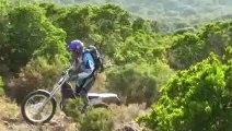 Balade Moto Verte en Corse