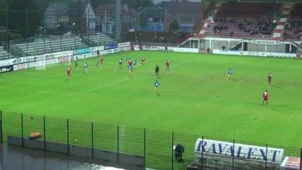 FCR - Epinal : Résumé du match