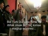 Uygur,Kazak,Kyrgyz,bari bir tuvgan-Aldan Madyr-Turan Jurt(Yurt) Urumçi'den İstanbul'a bu vatan bizim!!!