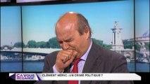 Mort de Clément Méric : Yves Pozzo di Borgo s'effondre en larmes