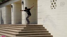 Team Game Of SKATE With Lamont Holt & Rafael Perez NKA Project