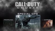 Call of Duty : GHOSTS Gameplay Reveal Multiplayer - Main Menu Concept (COD GHOST GAMEPLAY) Original