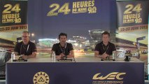 Replay : 24 Heures du Mans 2013 - Patrick Dempsey - Press Conference