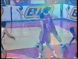 ΟΛΥΜΠΙΑΚΟΣ-ΠΑΝΑΘΗΝΑΙΚΟΣ 5ος τελικος Basketball 1994-95