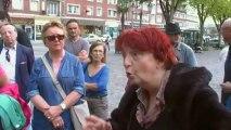 Rassemblement lexovien d'hommage à Clément Méric, mort sous les coups de l'extrême droite